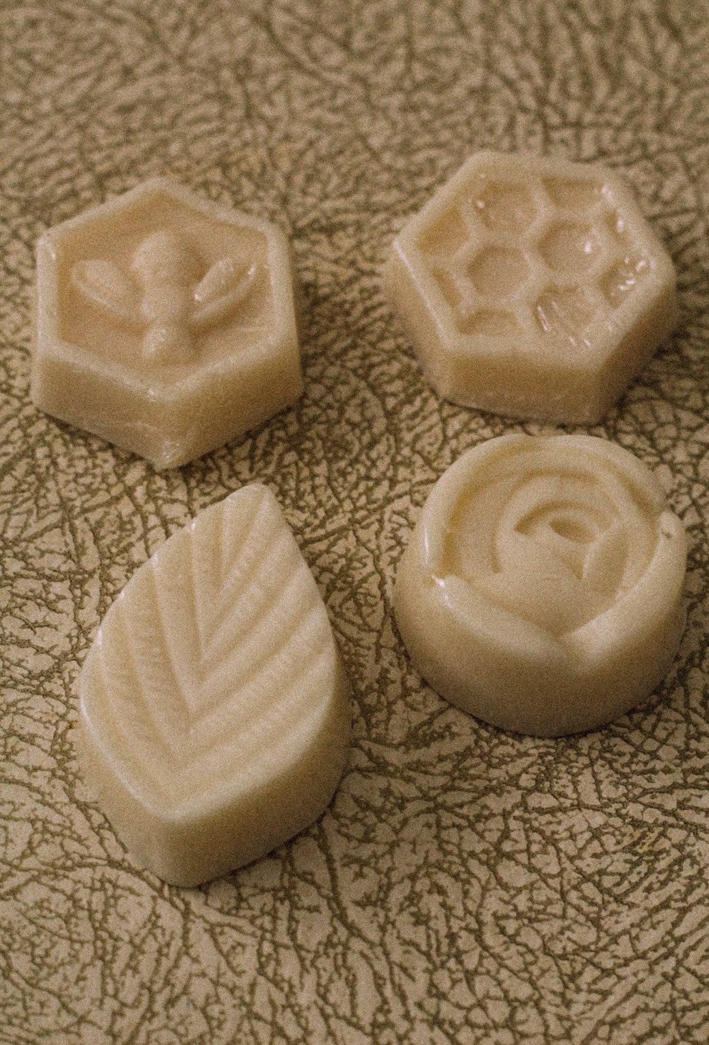 Image of homemade soaps for blog on mental health stigma