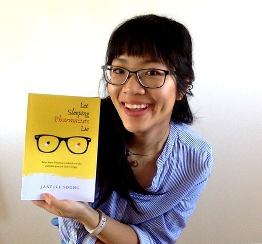 Book the reality of being a pharmacist - The Style of Laura Jane