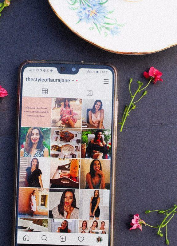 Instagram on phone - blog on how guys use Instagram