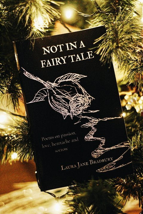 Image of poetry book: Not in a Fairy Tale - blog on best books to gift female friends
