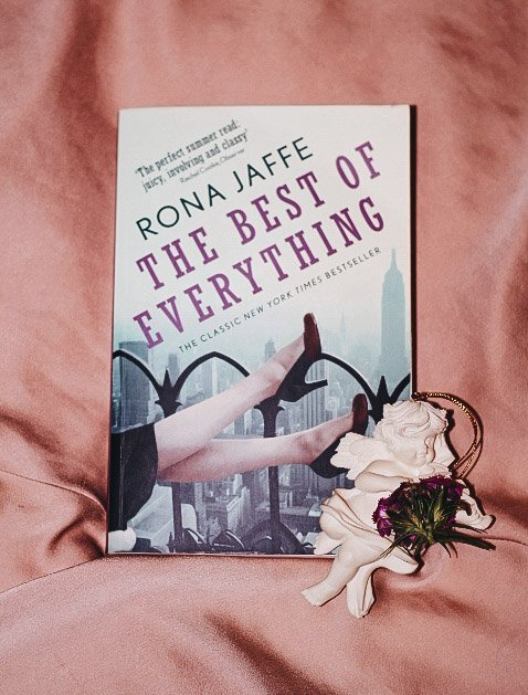 Image of book The Best of Everything by Rona Jaffe - best books to gift female friend