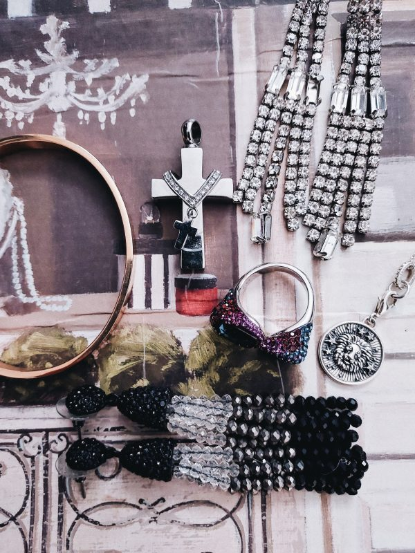 image of jewellery for blog on buying jewellery as a gift - The Style of Laura Jane
