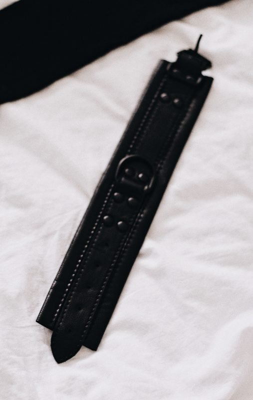 Image of handcuff for blog on affordable ways to spice up your sex life - The Style of Laura Jane